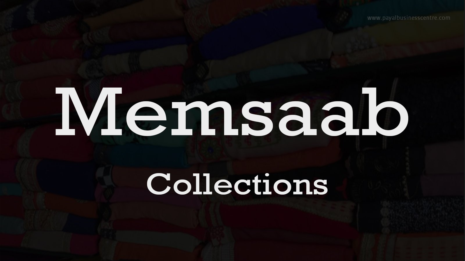 Memsaab Collections - Clothing - 8128 128 St