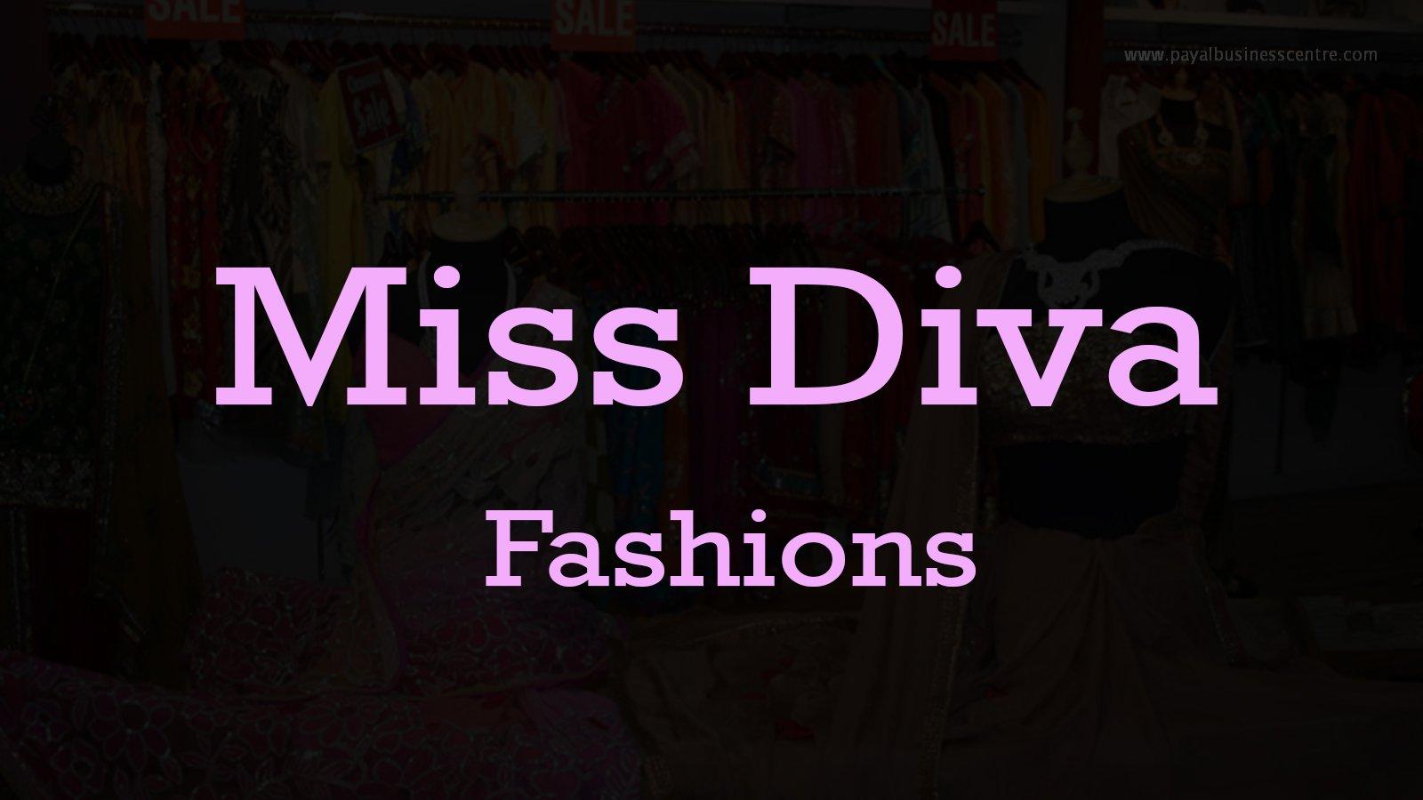 Miss Diva Fashions