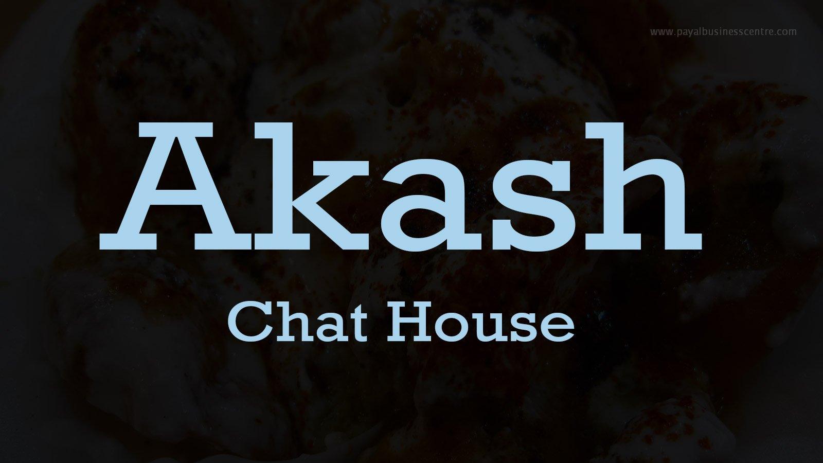 Akash Chaat House - Restaurant - 12877 80 Ave