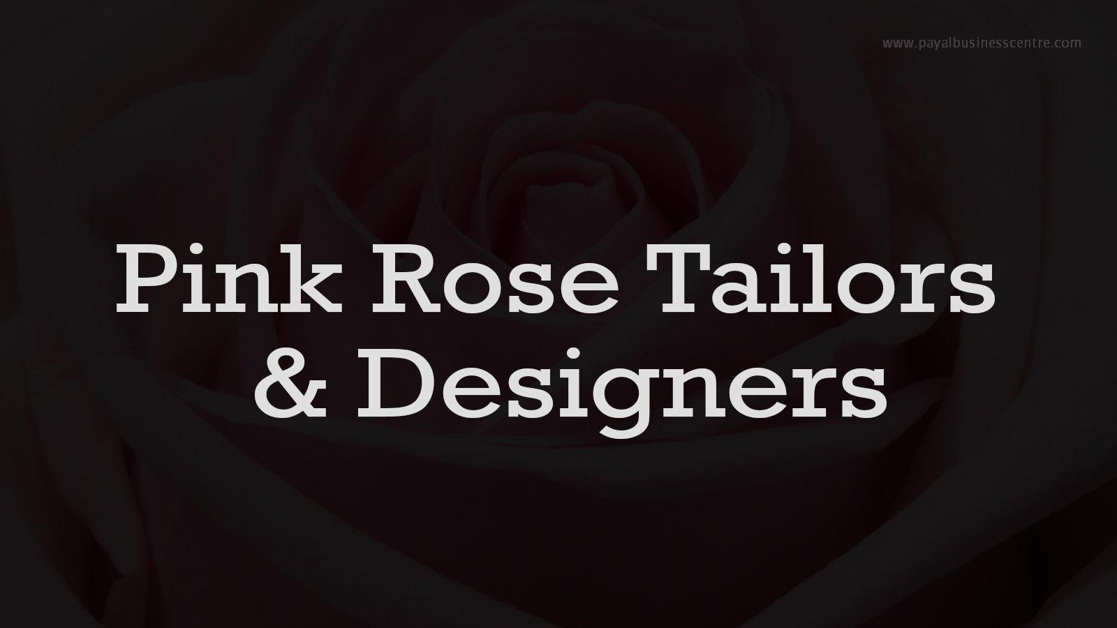 Pink Rose Tailors & Designers - Clothing - 176