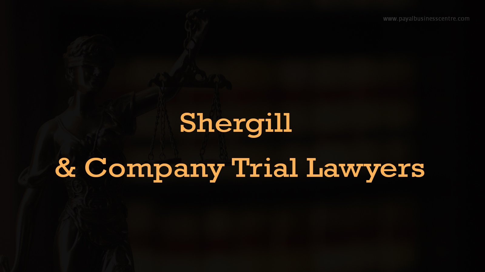 Shergill & Co. - Lawyers - 8128 128 St