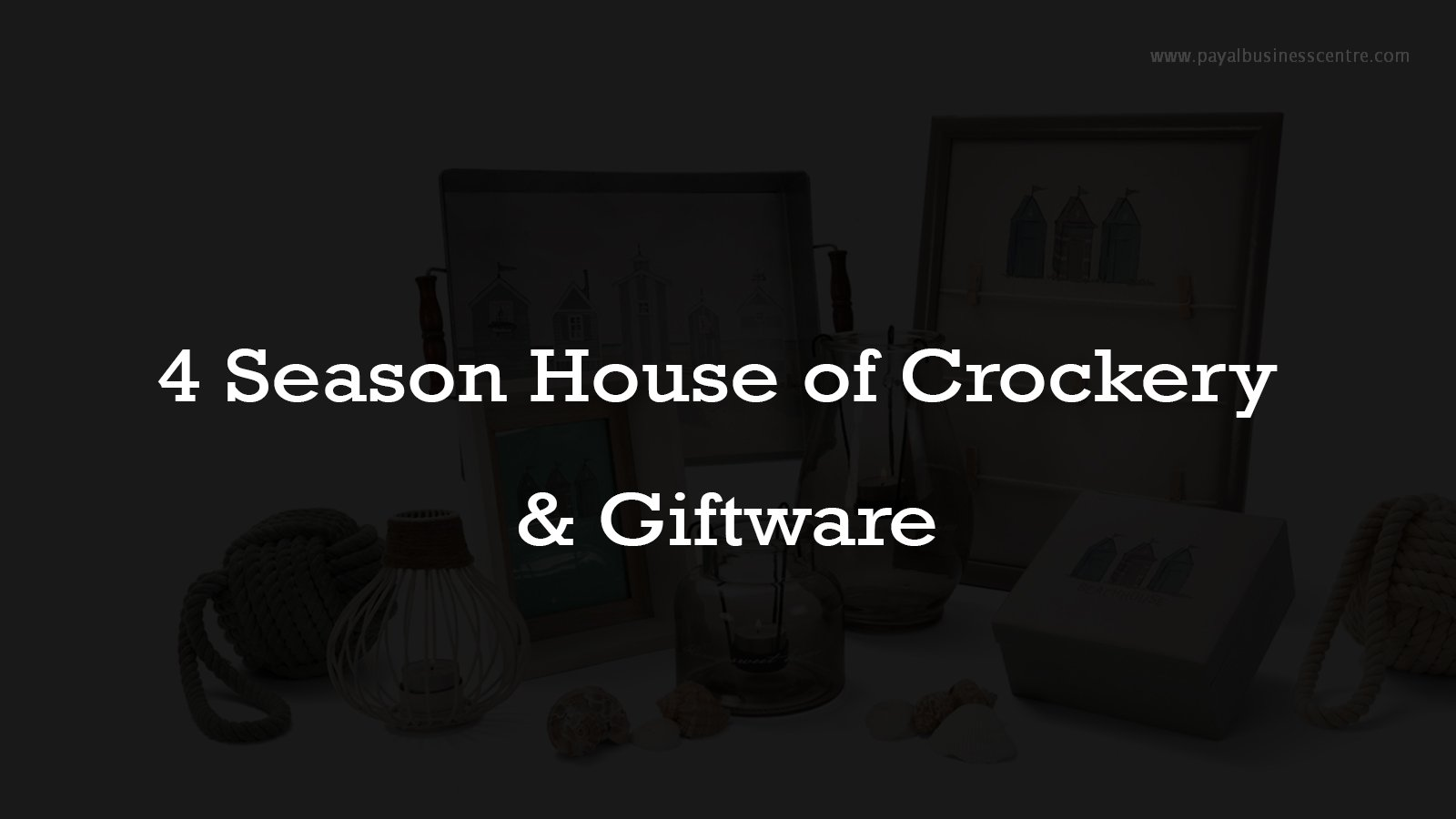 4 Season House of Crockery & Giftware - Home Decor - 8148 128 St