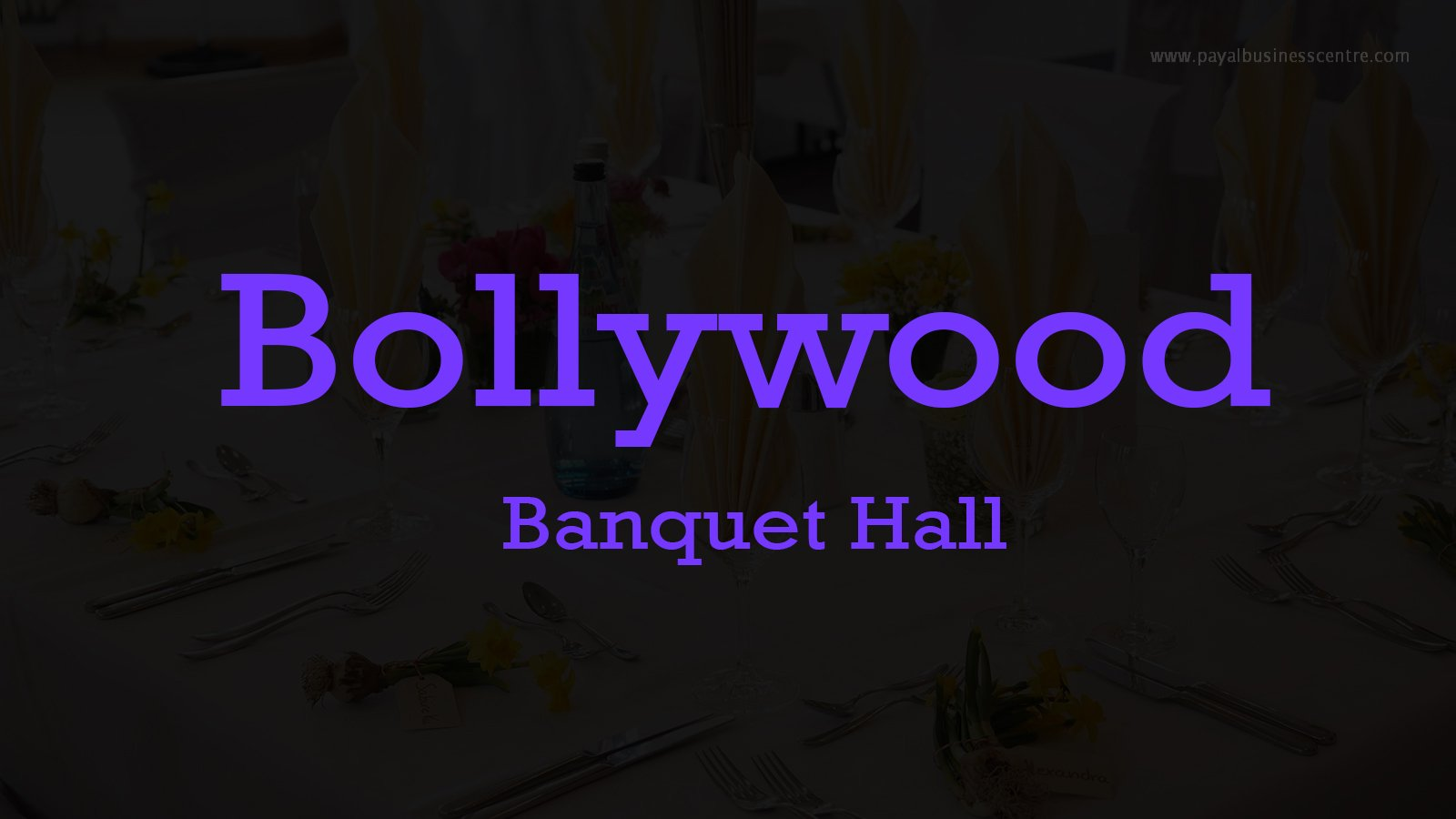 Bollywood Banquet Hall - Banquet Halls - 8166 128 St