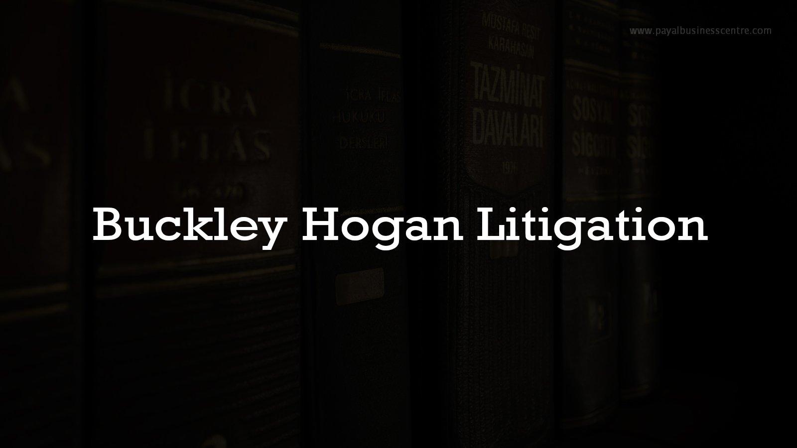 Buckley Hogan Litigation - Lawyers - 8120 128 St