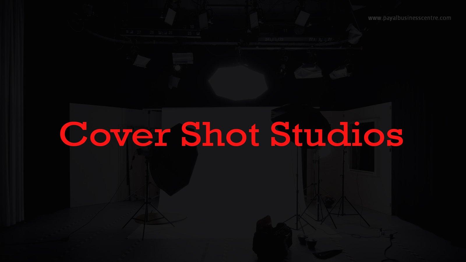 Cover Shot Studios