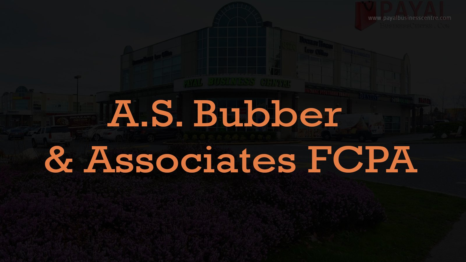 A.S. Bubber & Associates FCPA - Accountant - 8120 128 St