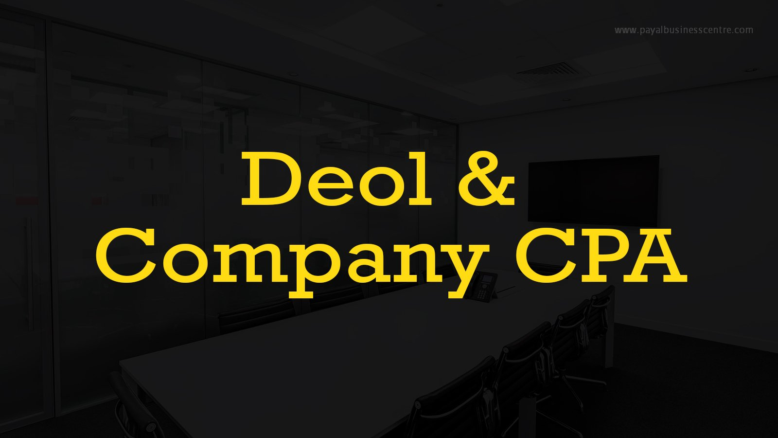 Deol & Company CPA