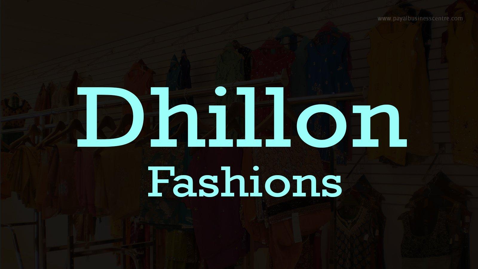 Dhillon Fashions