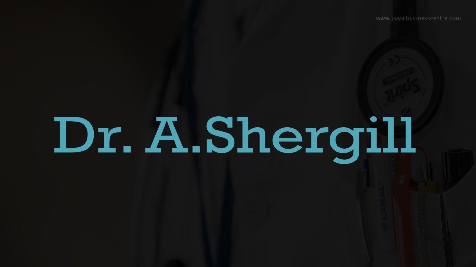 Dr. A.Shergill