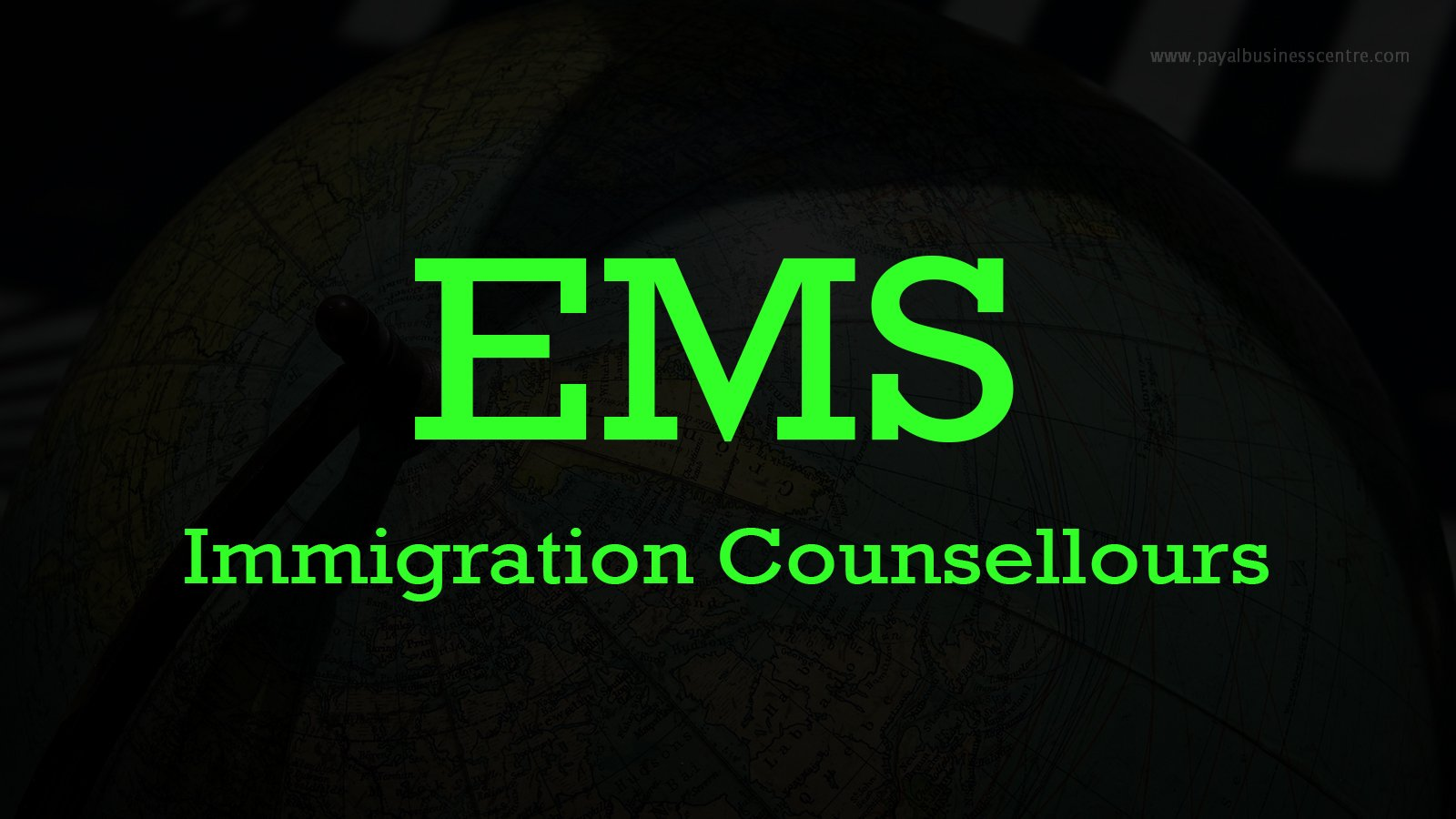 EMS Immigration Counsellours