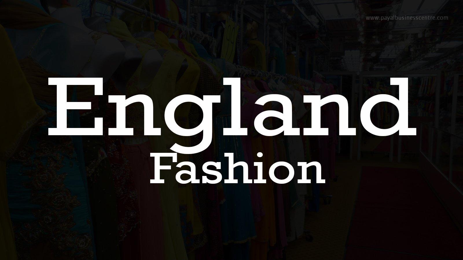 England Fashion