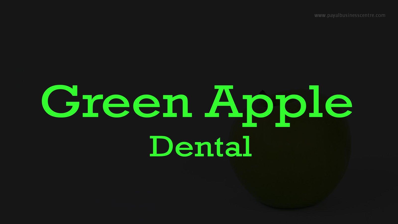 Green Apple Dental - Medical - 12885 80 Ave
