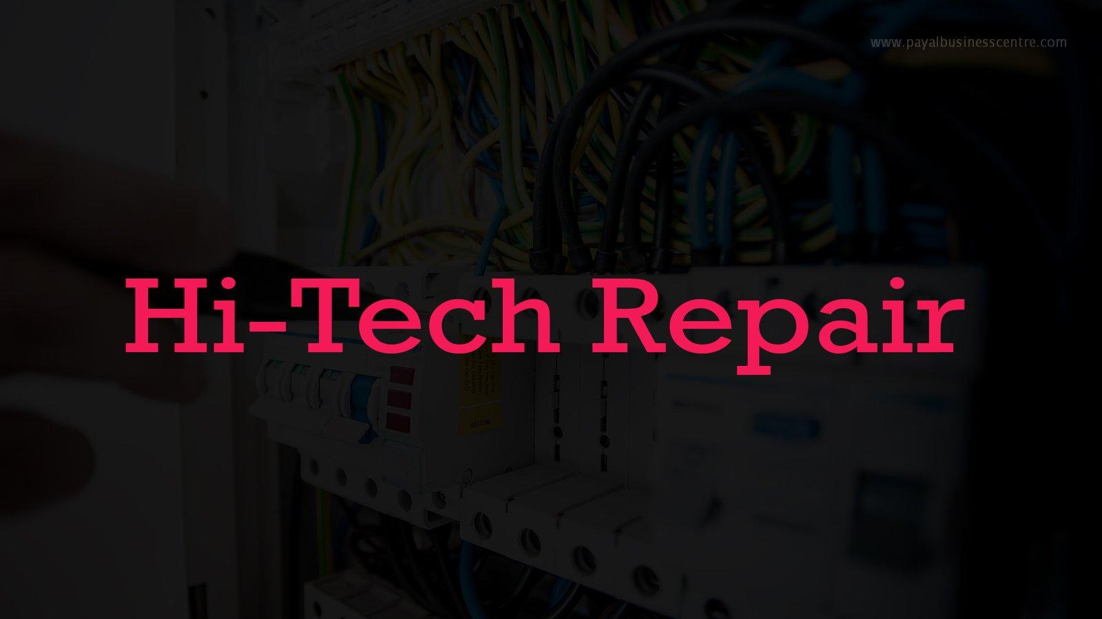 Hi-Tech Repair
