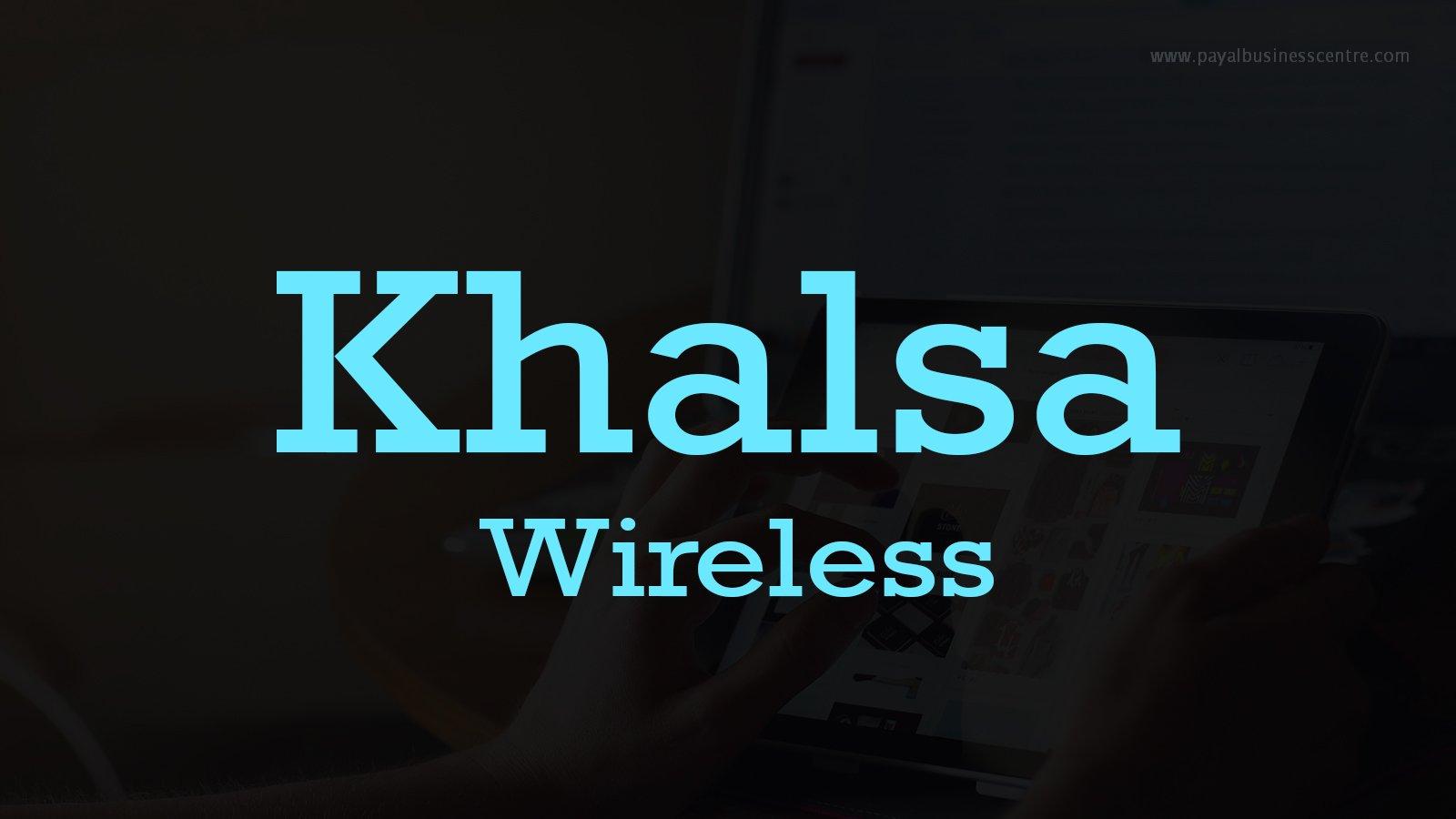 Khalsa Wireless