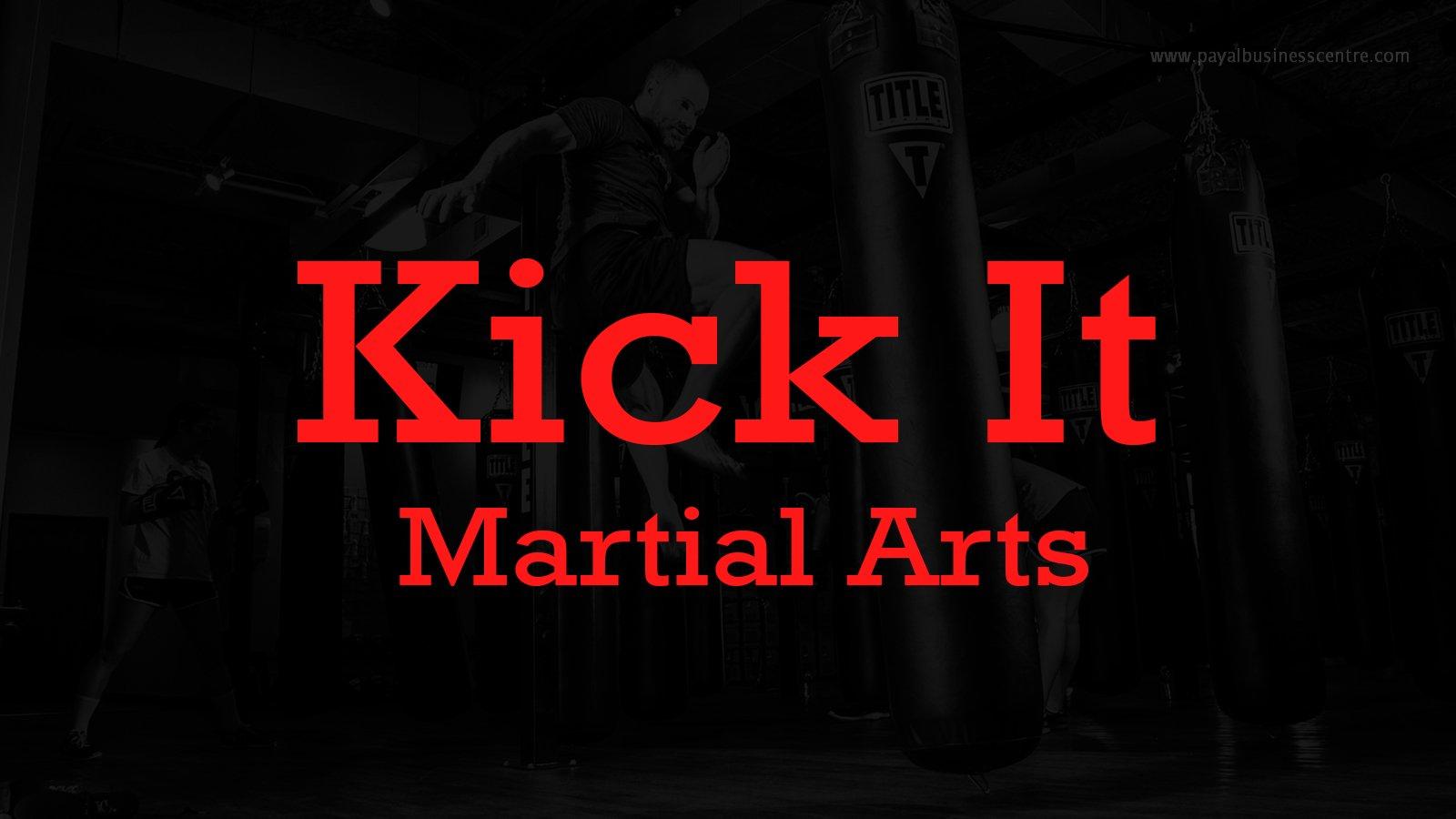 Kick It Martial Arts - Fitness - 12899 80 Ave