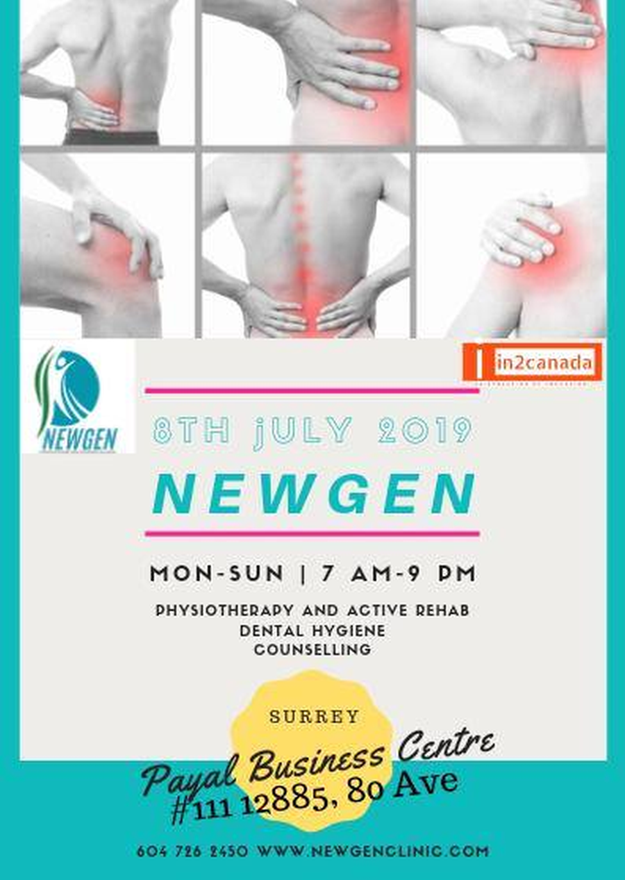 NewGen Physiotherapy & Rehab Clinic