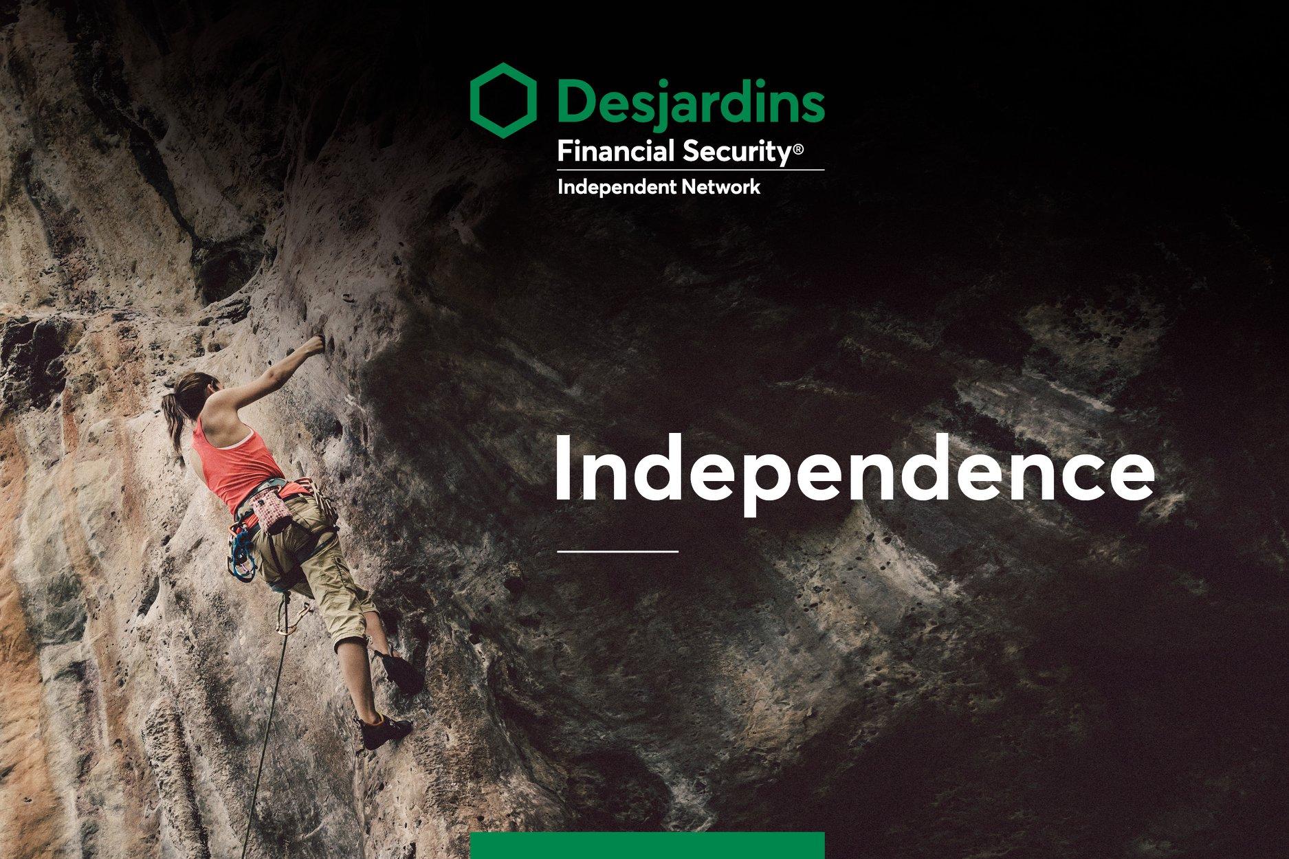 Desjardins Financial Security Independent Network