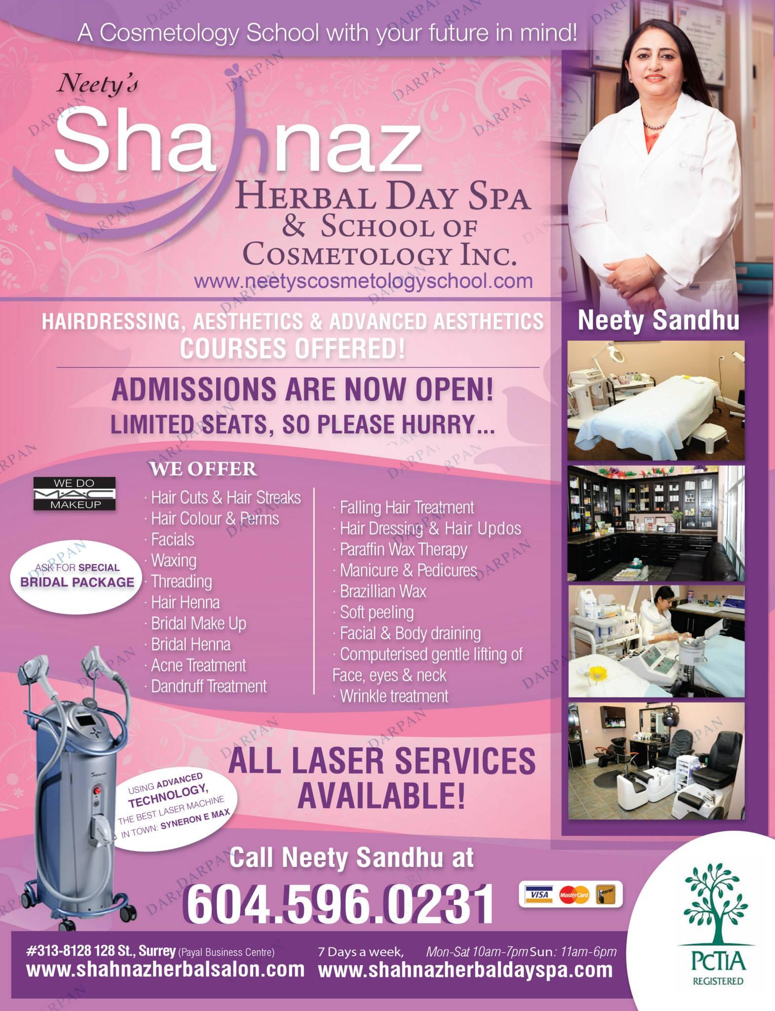Shahnaz Herbal Day Spa