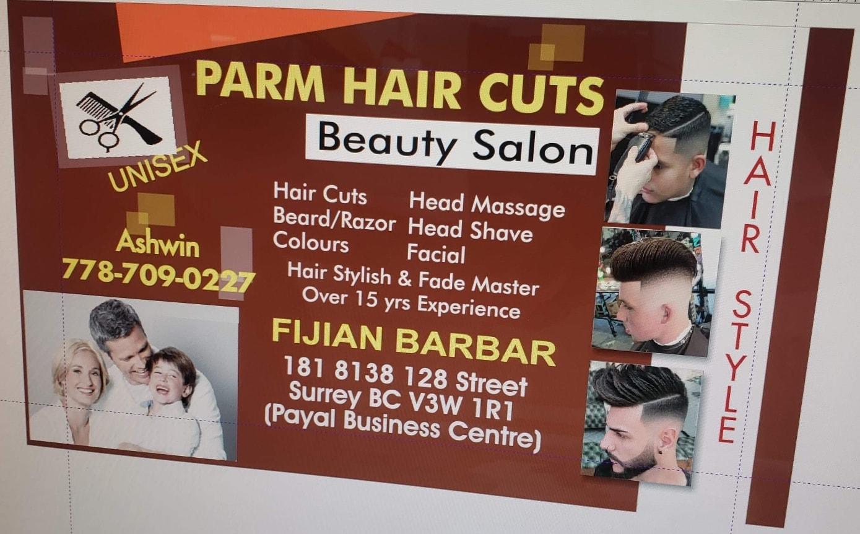 Parm Hair Cuts