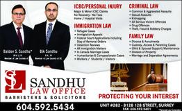 Sandhu Law office