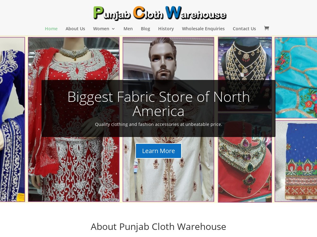 Punjab Cloth House